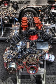Most powerful diesel engine in the world – Image 3 of 8 – Car Racing & Car Classic Tuning Motor, Auto Motor Sport, Motor Car, Us Cars, Race Cars, Design Garage, Performance Engines, Race Engines, Combustion Engine
