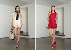 Longchamp Colección Ready Wear primavera-verano 2014