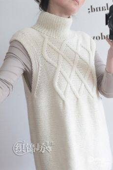 свитерок - безрукавка