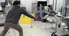 Researchers at Manika Laboratory based in Japan have created a sword fighting robot with quicker movement and reaction times that humans.