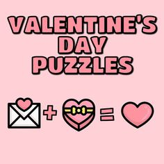 Valentine's Day-themed Algebra Puzzles20 puzzles, 4/pageuse whole pages or make task cardscolored and black-and-white versionsanswer keys includedCredits: Icons designed by Vitaly Gorbachev from Flaticon Terms of Use: Purchase of this product is for single classroom use by the purchaser only. It is... Maths Puzzles, Algebra, Task Cards, Elementary Schools, Icon Design, Keys, Valentines Day, Classroom, Icons