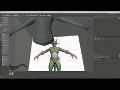 Model a heroic character in Cinema 4D (Part 2) - YouTube