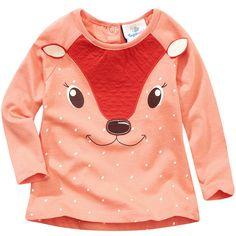 Baby-Langarmshirt von Topomini für Mädchen bei Ernstings family online einkaufen