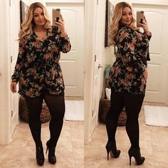 Plus Size Fashion - Laura Lee