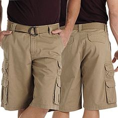 Burnside Men's Camo Ripstop Cargo Shorts by Burnside | Cargo short ...