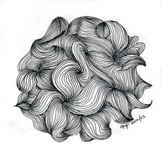 Zentangle Pattern Gallery | zentangle pattern directions - a gallery on Flickr