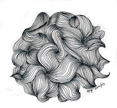 Zentangle Pattern Gallery   zentangle pattern directions - a gallery on Flickr