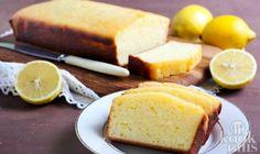 Deze citroencake is echt overheerlijk en bevat maar 8 ingrediënten! Maak 'm nu snel!