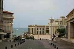 Biarritz France travel and tourism, attractions and sightseeing and Biarritz reviews