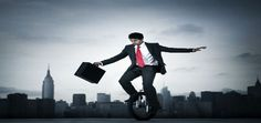 Cycling in a suit - the options