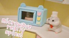 Miniature Kitchen, Small Kitchen Appliances, Microwave, Miniatures, Make It Yourself, Building, Kitchen Design, Diy, Tutorials