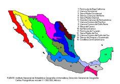 Diarios Revolucionarios de V: Mapas de Mexico para Descargar Online Gratis en Infografías (Informativas y fáciles de comprender).