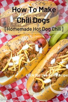Minced Beef Recipes, Mince Recipes, Ground Beef Recipes Easy, Chili Recipes, Bhg Recipes, Hot Dog Recipes, Cooking Recipes, Smoker Recipes, Southern Recipes