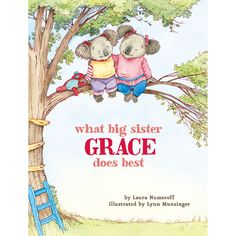 For a new big sister... Personalize the book with her own name! #givebooks
