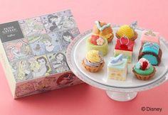 9人のディズニープリンセスをイメージ!限定ケーキ発売 | ニュースウォーカー