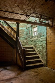 Pennhurst State School and Hospital, located in East Vincent, Pennsylvania.