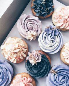 Cupcakes Wedding Ideas Tea Cups 67 Ideas For 2019 Pretty Cakes, Beautiful Cakes, Beautiful Desserts, Just Desserts, Dessert Recipes, Let Them Eat Cake, Chocolates, Love Food, Cake Decorating