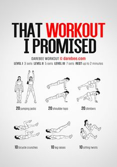 That Workout I promised is a Darebee workout to make up for the ones you missed. Mma Workout, Calisthenics Workout, Boxing Workout, Fighter Workout, Darebee Workout, Hiit, Gym Workouts, At Home Workouts, Easy Daily Workouts