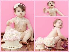 Gift set includes bloomers and ribbon & by MissSweetPeaBoutique