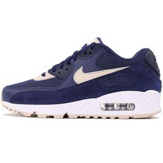 uk availability f3110 b890b Air Max 90 Women s Running Shoes Sneakers