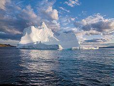 Iceberg Alley, Coast of Labrador