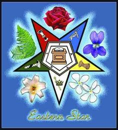 Order of the Eastern Star!