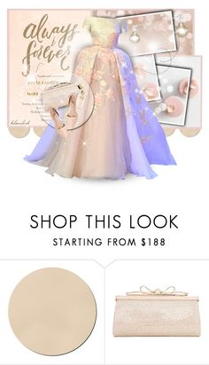 """#187 The Wedding"" by kelseaclark ❤ liked on Polyvore featuring WALL, Elie Saab, Judith Leiber and Ava & Aiden"