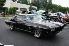 "1970 Pontiac GTO ""The Judge"" coupe"