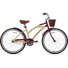 26 inch Kent La Jolla Cruiser Women's Bike, Beige