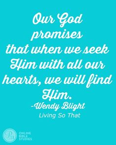 Wise men (and women!) ... still seek Him. {Thanks, Wendy Blight, for this #LivingSoThat quote!} #RealHope