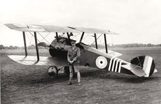 aeroplanes of WW1 and WW2 - Google Search.Canada