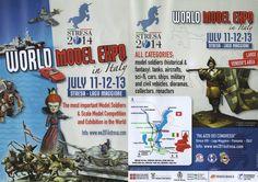 Non perdere il WORLD MODEL EXPO di Stresa!!! Per info e contatti, connettiti a: https://www.facebook.com/events/295121517335924/?ref_dashboard_filter=upcoming