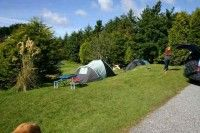 Clifden Camping and Caravan Park, Clifden, Co Galway, Ireland. Camping. Travel. Holiday.
