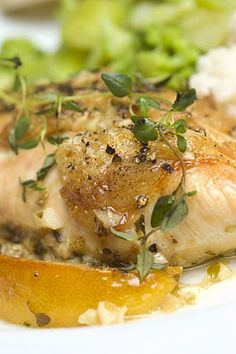 Lemon Chicken Breasts - Ina Garten