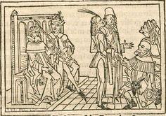 Rodericus / Steinhöwel, Heinrich: Der spiegel des menschlichen lebens Augsburg, nach 1474 Ink S-66 - GW M38511 Folio 38