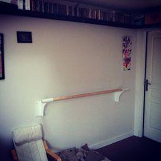 Installer une barre de danse dans une chambre chambre - Danse de salon enfant ...