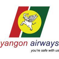 Logo of Yangon Airways Airline Logo, Logo Branding, Logos, Yangon, Vector Format, Aviation, Asia, Logo, Aircraft