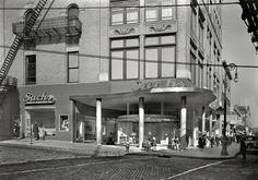 Nov. 5, 1940. Sachs Quality Furniture Inc., 150th Street & Third Avenue, New York.