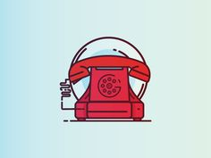 Telephone by Jibin Joy