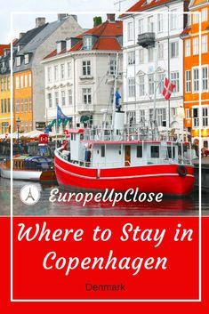 Where to Stay in Copenhagen - Best Neighborhoods and Hotels in Copenhagen for every budget. #Copenhagen #Denmark #Travel #traveling #travelling #Hotels #Traveltips #tripplanning #Europe #EuropeTrip #VisitCopenhagen #Budgethotels #Luxuryhotels #travelblog #travelblogger