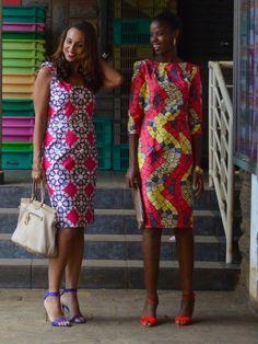 Nadine Dress & Caroline Dress