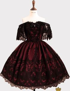 Kawaii Fashion, Lolita Fashion, Vintage Dresses, Vintage Outfits, Pretty Prom Dresses, Cool Outfits, Fashion Outfits, Fantasy Dress, Character Outfits