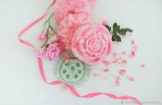 Купить Твердый шампунь Роза и аргана с коллагеном эластином розовый в интернет магазине на Ярмарке Мастеров