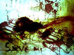 Realistic Blood Brush - Download  Photoshop brush http://www.123freebrushes.com/realistic-blood/ , Published in #BloodSplatter, #GrungeSplatter. More Free Grunge & Splatter Brushes, http://www.123freebrushes.com/free-brushes/grunge-splatter/ | #123freebrushes