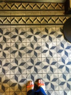 Tiles Puerto Rico. Mesa Bonita has been collecting hydraulic tiles for the past 10 years. All the tiles have been saved from the city dumpsters and desperately need a second life. They can be turned into a pretty table, console, nightstand, frame, trivet, coaster etc… Do contact me for information, I have a wide selection of styles and colors and a whole bunch of ideas: Benedicte Bodard  Mesa Bonita/Barcelona Tiles benedictebodard@gmail.com www.mesabonita.es…