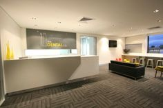 Dental fitout solution for your dental clinic from A1office Fitouts.