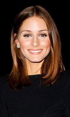 Olivia Palermo - love her hair Hair Styles 2014, Medium Hair Styles, Short Hair Styles, Olivia Palermo Hair, Mid Length Hair, Celebrity Hairstyles, Celebrity Bobs, Great Hair, Pretty Hairstyles
