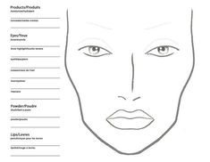 Organized Blank Face Chart To Print Blank Makeup Face Charts Free M A C Face Chart Mac Makeup Face Template Printable Blank Makeup Face Charts Mac Makeup Artists, Makeup Artist Tips, Best Mac Makeup, Best Makeup Products, Mac Products, Beauty Products, Facechart Mac, Makeup Kit, Eye Makeup