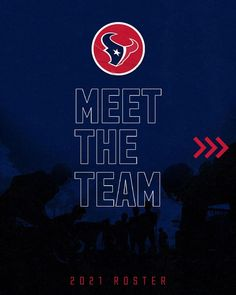 The squad 🤘 The post Houston Texans: The squad … appeared first on Raw Chili.