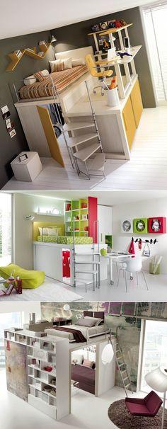 Ý tưởng tuyệt vời để có phòng ngủ tuy nhỏ nhưng vẫn rất tiện ích  Tạp Chí Ngôi Nhà Vui | Tạp Chí Kiến Trúc | Thiết Kế Kiến Trúc | Tư Vấn Kiến Trúc | Tư Vấn Thiết Kế | Không Gian Sống | Mẫu Nhà | Mẫu Nhà Đẹp | Thiết Kế Nhà | Thiết Kế Nhà Đẹp